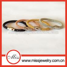 fashion design cheap wholesale men stainless steel bio magnetic bracelet