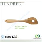 new style bamboo stripe utensils turner, hot sale bamboo stripe utensils turner, high quality thick bamboo stripe utensils