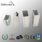 qualify aluminium rectangular box section extrusions