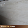 Made in China marble super white travertine marble