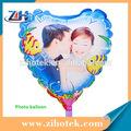 الصورة المطبوعة 18 بوصة بالونات عيد ميلاد الحزب الامدادات وديكور طباعة الصور بالون