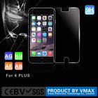 Free sample Moblie Phone Tempered Glass For iPhone 6 plus screen protector OEM/ODM (Phone Screen Protector)