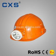 3.6V Explosion-proof Lamp Intense LED Custom Safety Helmet / Headlight