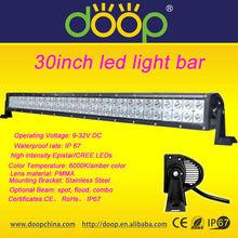 30inch 180W led light bar off road 4x4 4wd
