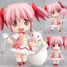 Hot japanese Puella Magi Madoka Magica of Kaname Madoka cute action figures