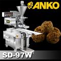 Anko de alta capacidade industrial rápida automática snack food que faz a máquina