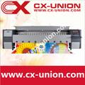 Grande formato impressora jato de tinta solvente UD-3286E eco solvente plotter