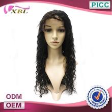 Wholesale Virgin Brazilian Hair Real Human Hair Half Wigs