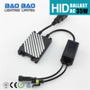 BAO BAO LIGHTING 35w 55w 75w hid xenon kit with h1,h3,h4,h7,h8,h11,h13,9005,9006,9007 headlight xenon hid kit