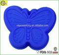 custom borboleta decoração do bolo do silicone pastelaria fondant de molde
