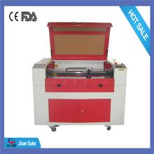 CO2 laser cutting machine with camera