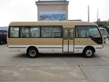 6m 20 Seats Diesel Coaster Type Mini Bus with LHD RHD Model