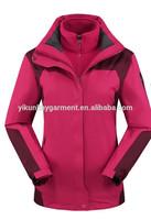 Custom cheap plus size bench women jackets