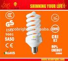 HOT! 12MM 45W 5500K SPIRAL CFL SAVING LIGHT BULBS FOR STUDIO 10000H CE QULITY