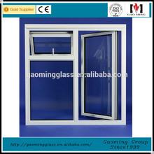 Aluminum frame aluminium frame sliding glass window with many design DS-LP1633