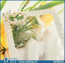 Hello Kitty Cute Design Ring Cap Rhinestone Diamond Case for iPhone 6 Plus- 5.5 inch