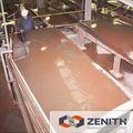 china de alta eficiencia de oro concentrador de mesa con precio bajo