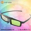 Active 3D glasses,projector dlp 3d projector Active shutter glasses dlp link shutter 3d glasses