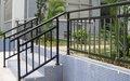 亜鉛めっき鋼手すりのポストdesign/ハンディキャップトイレ手すり手すり亜鉛めっき鋼iso9001の工場