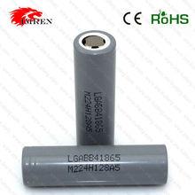 Excellent quality LG battery LGABB41865 18650 3.7v 3000mah li-ion battery laser pointer Digiter equipment batteries