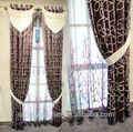 de alta calidad de diseño de moda turco cortinas