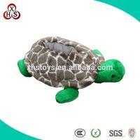 Factory Direct Sale OEM stuffed plush turtle shape toy
