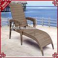 S&d plegable tumbona sillas/tumbona de mimbre sol/lado de la piscina silla de sol