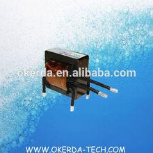 Ee65 10 : 4 : 5 de soldadura alta fabricante de transformadores de frecuencia