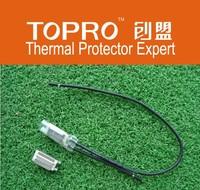 Klixon type 17AM+PTC manual Reset bimetal thermal protector