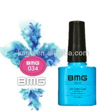 soak off gel nail art polish BMG034