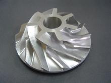 high efficiency stainless steel pump impeller