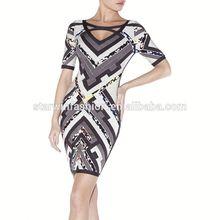 Guangzhou factory make mini 2012 new design fashion baby dress