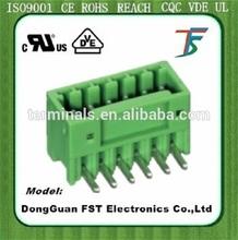 pluggable terminal block 2.5MM KEFA