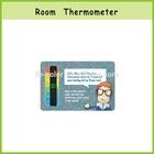 OEM Digital Decorative Indoor Thermometer Temperature