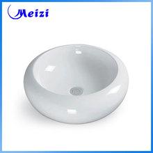 Ceramic Round antique counter toilet tank wash basin
