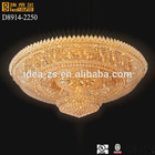 2014 hot novelty crystal celling lightings