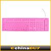 Wholesale price china latest computer keyboard, foldable mini keyboard