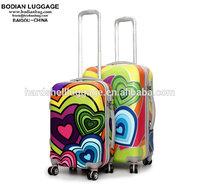BODIAN 20''+24''+28'' 3pcs set trolley luggage
