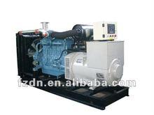 top! remote start electric start diesel generator d.n power