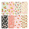 Charming flowers pattern tpu case for iphone 5/5g 5s