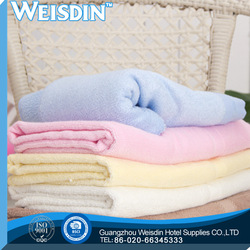 printed Guangzhou terry cloth 100% cotton salon and spa towels