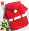 Wholesale Fashion Santa Dress,Dog Christmas clothes,Pet Cloth Factory Price