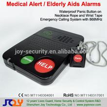 Auto Dialler,Emergency Button Alarm,Alone Living Elderly Monitor
