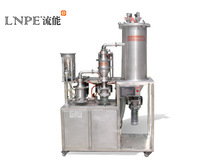 high performance lab micron pulverizing mill and classifier