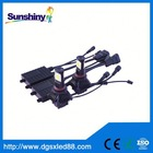 China manufacture H7/H4/H11/9005/9006 BASE led car headlight/ led car headlight kit /car h4 led headlight bulbs for Honda