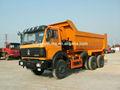 Buena calidad de gran alcance 10 ruedas BEIBEN camión volquete venta