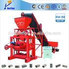 QTJ4-35 concrete block machines, burning-free brick maker