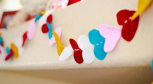 hot high quality eco friendly new products promotional gift cute felt scrapbooking wholesale fabric heart on alibaba express