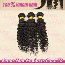 Best 100% top quality remy unprocessed virgin brazilian deep wave hair