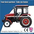 baba utilizzato per azienda agricola trattore con cabina IPO